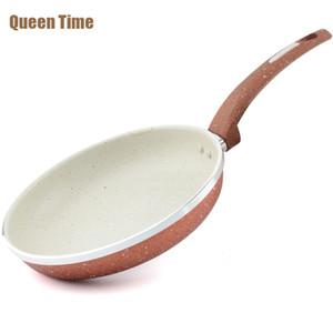 """Profesyonel Pişirme Pan 9.5 """"Sağlık Griddles Izgara Tavalar Alüminyum Alaşım Yapışmaz Gaz Ocak Pişirme Fırın Bulaşık Makinesi Malze ..."""