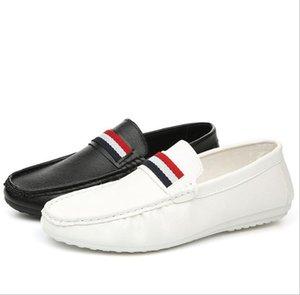 La migliore vendita di nuove scarpe casual da uomo primavera e autunno 2018 estate, scarpe fagiolo 39-44cm