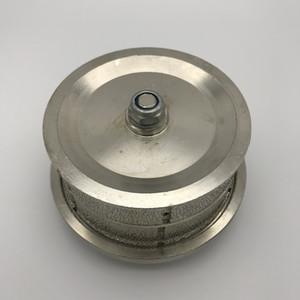 Que se suelda la mano de perfiles T40 para el granito mármol piedra caliza perfil de la rueda de diamante Router Bit rosca M14 ó 5 / 8-11
