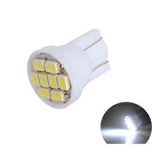 1206/3020 smd T10 8smd 8 led 194 168 192 W5W Super Helle Auto led Auto Beleuchtung Wedge Base T10 Led Birne