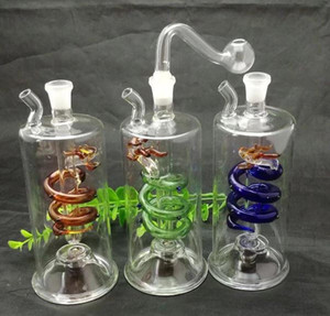 Panlong Glass Water Bongs Wholesale Glass Bongs Pipes Water Pipes Glass Pipe Smoking Accessories
