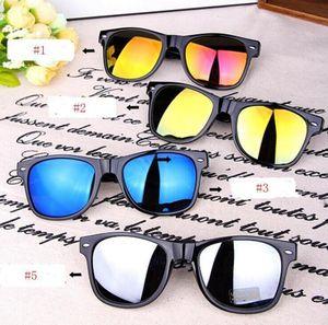 Recién llegados Moda Reflexivo Anti-reflexivo Lentes polarizadas Unisex Glasses Gafas de sol Deportes al aire libre Gafas de sol Gafas Gafas