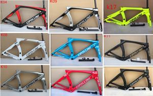 2020 nuevo modelo 28 de color puede choise CIPOLLINI RB1K El UNO T1100 alta calidad marco del camino de la bicicleta del carbón + tenedor + seatpost + headset + clmap