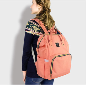 11 Colors Mummy Backpacks Diaper Bags Oxford Fabric Waterproof Mother Maternity Outdoor Nursing Travel Organizer Changing Bags