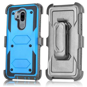 HTC Desire 626 530 630 650 Vaka Arka Kapak Kemer Klip Kickstand Kapak Şok Dayanıklı Tüm Vücut Koruyucu Kılıf Zor Zırh İçin