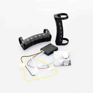 Универсальный 10 ключей пульт дистанционного управления беспроводной автомобиль руль кнопка дистанционного управления для стерео DVD GPS Android / окна Bluetooth