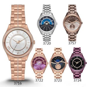 Modo caldo personalizzato orologio da donna 3716 3720 3722 3723 3724 3757 + scatola originale + all'ingrosso e al dettaglio + spedizione gratuita