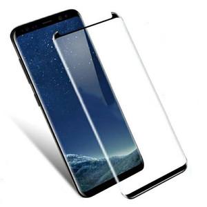 Verre Trempé Écologique 3D Conçu Pour Galaxy S9 Plus Note 9 8 S8 Plus S7 Edge Pour Iphone XR XS MAX