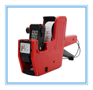 3pcs Lot Pricing Machine Labeller price tag marking hand-held labeling gun with label ink MX-5500
