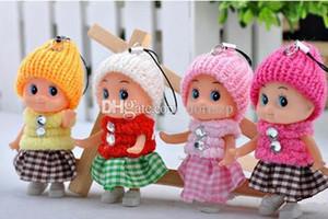 Новые Детские Игрушки Куклы Мягкие Интерактивные Детские Куклы Игрушки Мини-Куклы Для Девочек хороший дешевый подарок бесплатная доставка