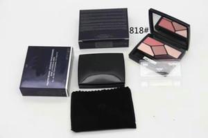 Nouvelle marque 5 couleur fard à paupières fard à paupières maquillage maquillage Palette Eyeliner maquillage ensemble
