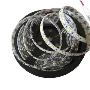 Ruban non-imperméable de bande de LED de la lumière de bande de LED 12V SMD3528 5050 5630 300 pour la bande flexible Home Decor Lampada a mené le petit pain RVB
