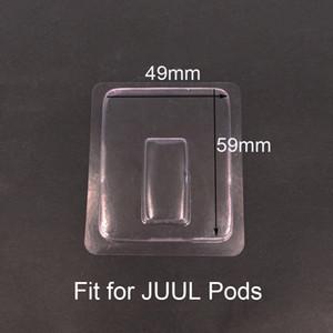 Für Juul Pods Kunststoff Clamshell Blister Verpackung Vape Patrone Verpackung Juul Vape Patrone Verpackung versandkostenfrei