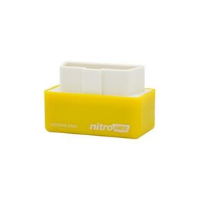 Fcarobd OBD2 Chip Tuning Kutusu NitroOBD2 Için Benzin Araba Chip Tuning Kutusu Fiş ve Sürücü Nitro OBD2 Nitro OBD OBD2 Performans Chip Tuning Kutusu