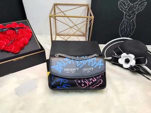 BAL Luxus-Designer-Handtaschen Geldbeutel Kette Schulter Crossbody Frauen Designer Handtasche Handtasche PU-Leder Tasche mit Kasten