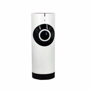 720P 185 학위 물고기 눈 렌즈 APP 원격 제어 무선 전체 비전 wifi IP 카메라 모션 감지 지원 마이크로 SD 카드를 기록 netwo