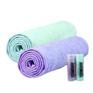 Ultrafast Special Suede Pet Dog Towel PVA Limpio y toallas grandes y resistentes con cubo