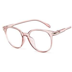 Frame Eyeglasses Glasses Women Clear Lens Fashion Frame Vintage Round Men Glasses Frame Optical 2018 Spectacle Dfuqq