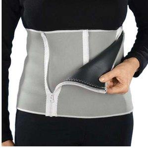Nuovi uomini di design Body Shaper Belly Intimo Vita Cinchers Ajustable Vita supporto Brance Corsetti uomini cintura dimagrante