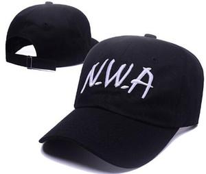 2018 Adjustable Caps Carta Compton Natal Hot Sale NWA VINTAGE Snapback, Baseball cap cap hip-hop chapéu Compton Hat Estilo de vida Casual