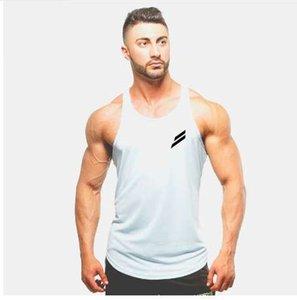 Gyms Musculation colete bodybuilding roupas de fitness homens undershirt regatas golds gyms undershirt Sportswear jerseys