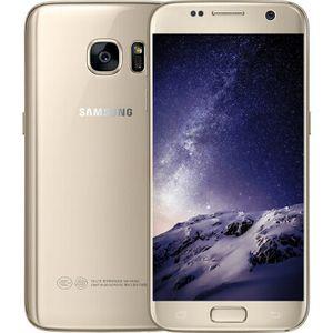 """Original Samsung Galaxy S7 G930P G930V desbloqueado 4G LTE 5.1 """"Snapdragon 820 4GB RAM 32GB ROM Quad Core NFC 12MP Cámara restaurada teléfono"""