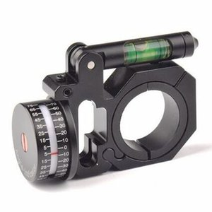 Tactical Precision Rifle 1 인치 및 30mm 각도 표시기 각도 표시기 도구 Scope Mount Ring