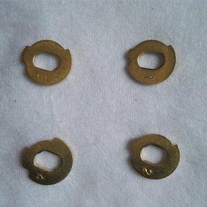 Auto Lock Repair Kits Autotürschloss Reed Für Ford Mondeo Schlossplatte Schlosser Werkzeug (Rund)