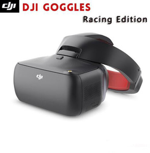 DJI Goggles Racing Edition Flying Glasses VR Dual 1920 x1080 High Resolution Display For DJI Spark Mavic Phantom Inspire And HDMI Interface