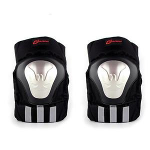 Moto Genouillères Joelheira Motocross Genou Garde Protecteur VTT Ski Protecteur Genou Moto Genou Brace Support
