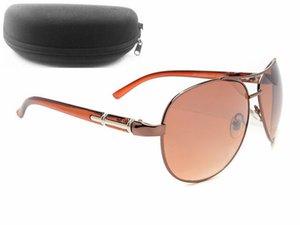 Sport Qualità Brand Sunglasses Sun Color Men Brand Frame Design Black Cycling Sunglasses Dazzle Sunglasses Elevato vetro Spedizione gratuita ODFPM