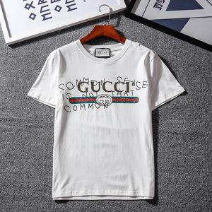 2019 camisetas para hombre moda casual marca camisetas verano hombres mujeres pareja marca top tees jersey de manga corta tamaño s-xxl