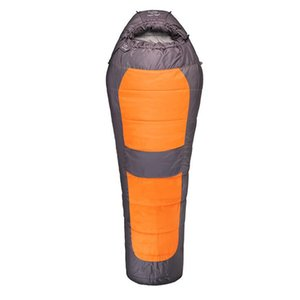 Outdoor Wandern Camping Schlafsack Ultraleicht Wasserdicht Warme Mummy Mit Kapuze Winter Schlafsäcke Erwachsene Reise Spleißen