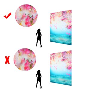 OOTDTY New Blooming Flower Photo Background Vinyl Studio Photography Backdrops Prop DIY
