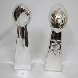34cm American Football League Trophy Cup Die Vince Lombardi Trophy Höhe Replik Super Bowl Trophy Rugby-Nizza Geschenk