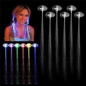 Flaş Glow Firkete Flaş Örgüler ile LED Örgü Örgü Düğün Dekorasyon için Yenilik Dekorasyon tarafından Fiber