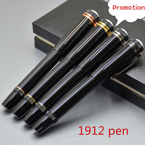 Luxury Heritage Collection 1912 Full Metal MONTE Roller Ball Pen Escuela Empresa Proveedor Marcas Escribir con fluidez Recarga de regalo Bolígrafos al por mayor