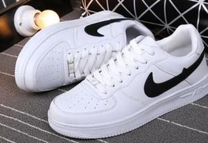 Горячая распродажа новая обновленная версия New All White Shoes Мужчины и Женщины Модная повседневная обувь бесплатная доставка