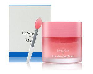 Laneige Cuidados Especiais Lábio Máscara de Dormir Lip Balm Batom Hidratante LZ Marca Lip Care Cosméticos