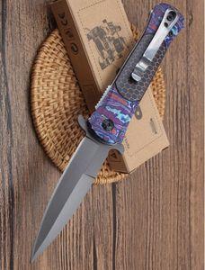 Grossiste Browning DA145 haute qualité ACIER poignée couteau pliant Camping Chasse Survie Couteau Fermoir EDC Outils En Plein Air couteau pliant cadeau