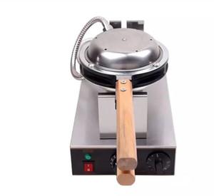 Envío gratis horno de pastel de huevo eléctrico de acero inoxidable de Hong Kong; 220 v, 110 v, QQ Egg Waffle Maker; máquina de gofres de huevo NUEVO