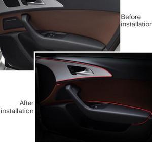 15 Mt Auto Auto Styling Marke Aufkleber Und Abziehbilder DIY Dekorative Faden Dekoration Streifen Auf Fall Für Toyota TRD Auto-Styling