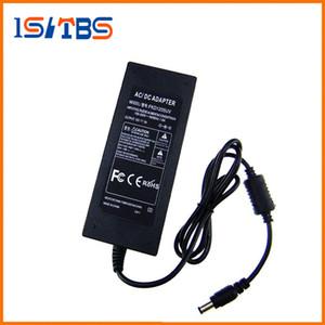12V 5A Адаптер источника питания переменного тока в постоянный 60 Вт Адаптер питания трансформатора для 3528 5050 светодиодных лент Лампы Беспроводной маршрутизатор Светодиодное освещение