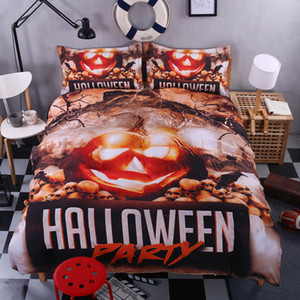 Home Textile Psychedelic Smart Christamas Bedding Set 3D Printed Duvet Cover Set Bed Cover Throw Bedspreads With Pillowcase Bedcover Set