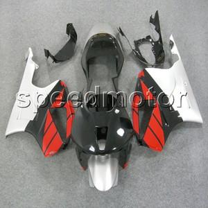 cores + Presentes vermelho prata VTR1000 2000 2001 2002 2003 2004 2005 2006 Motocicleta Carenagem para HONDA VTR SP1 RC51 00 01 02 03 04 05 06