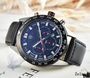 2018 Relógio De Luxo Homens Cronógrafo Do Vintage Perpétuo Paul Newman Japonês De Quartzo De Aço Inoxidável Homens Mens Relógios Relógios De Pulso