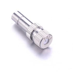 Zerstäubungsdüse des Niederdruck-10pcs 0.2-1mm nebelnder Fogging Spray Schnellverbindender Sprinkler-Eindrückniederdruck geben Verschiffen frei Featur
