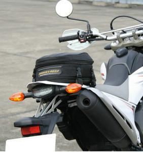motocicleta tailbag 9018 treavel carrier systems bolsa de cola capacidad máxima 10L ataron su motocicleta directamente a prueba de agua cubierta gratis