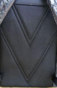 Zack Zack Homens Backpack 2021 Sacos de Viagem de Couro Real Mochilas Mochila Capacidade da Escola Hasp Mens Montanhismo 100% M43422 Esporte Larg IQBB