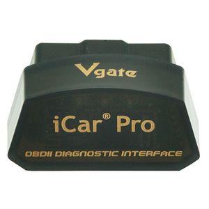 Ursprüngliches Vgate ELM327 Bluetooth Icar Icar2 Icar3 IV Pro BT OBD2 OBDII IOS Android Drehmomentvolles Protokoll Beste Qualität Freies ePacket